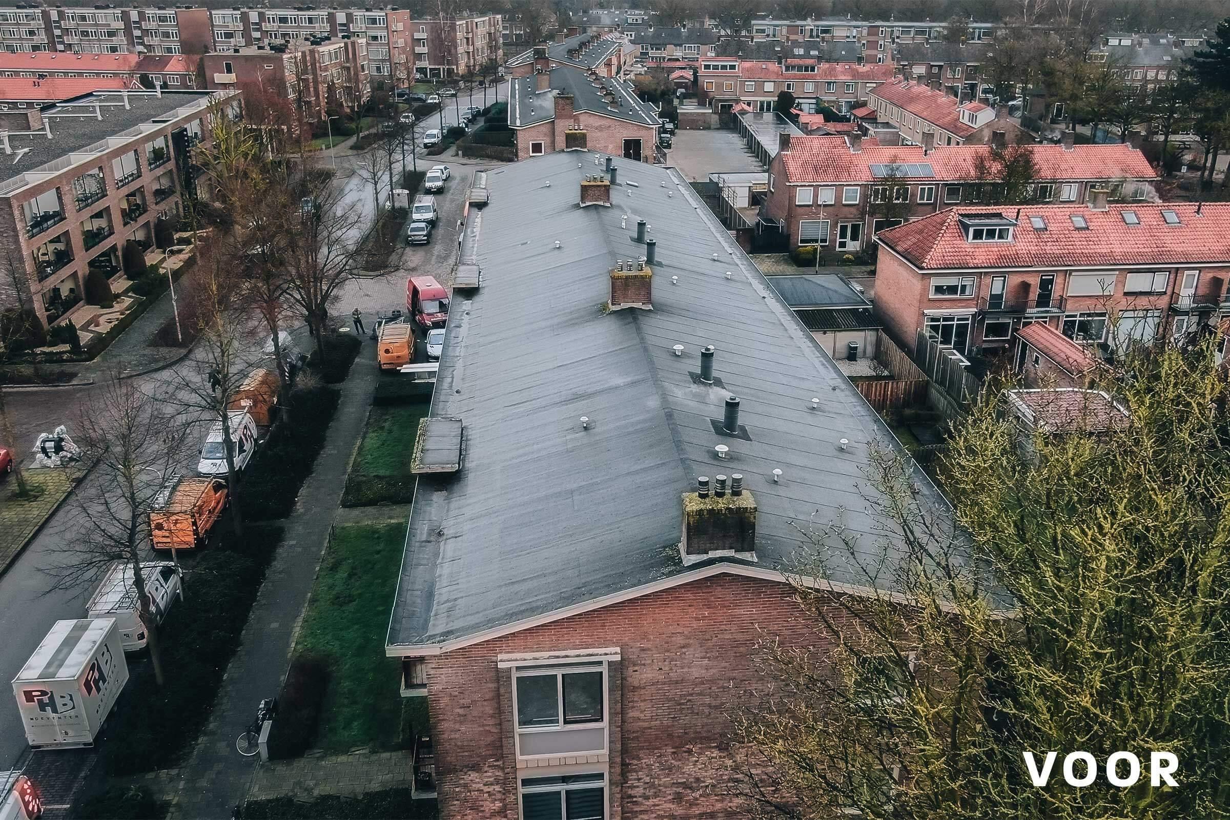 141 appartementen Deventer_Serco dakspecialisten
