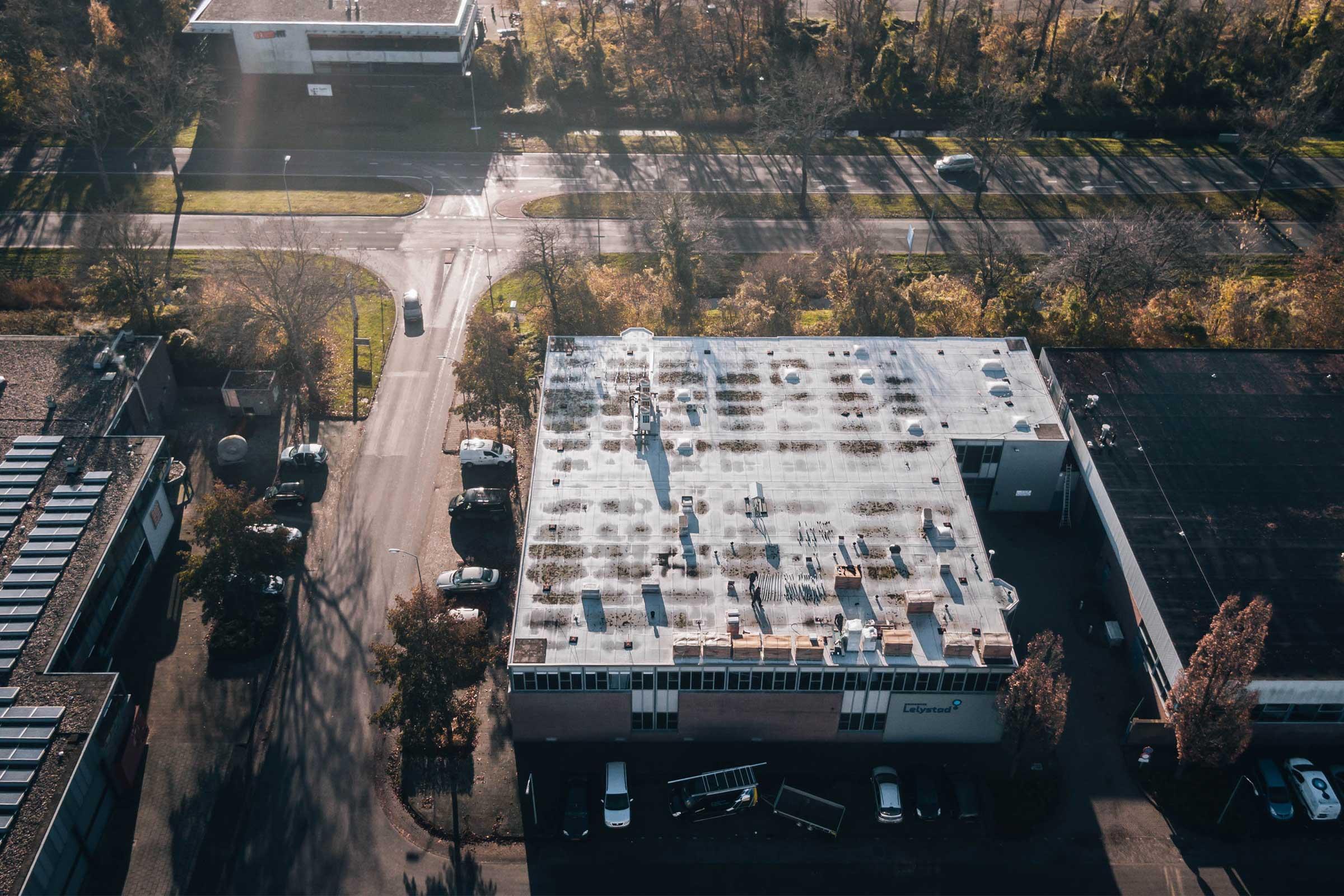 Wigstraat 1 Lelystad
