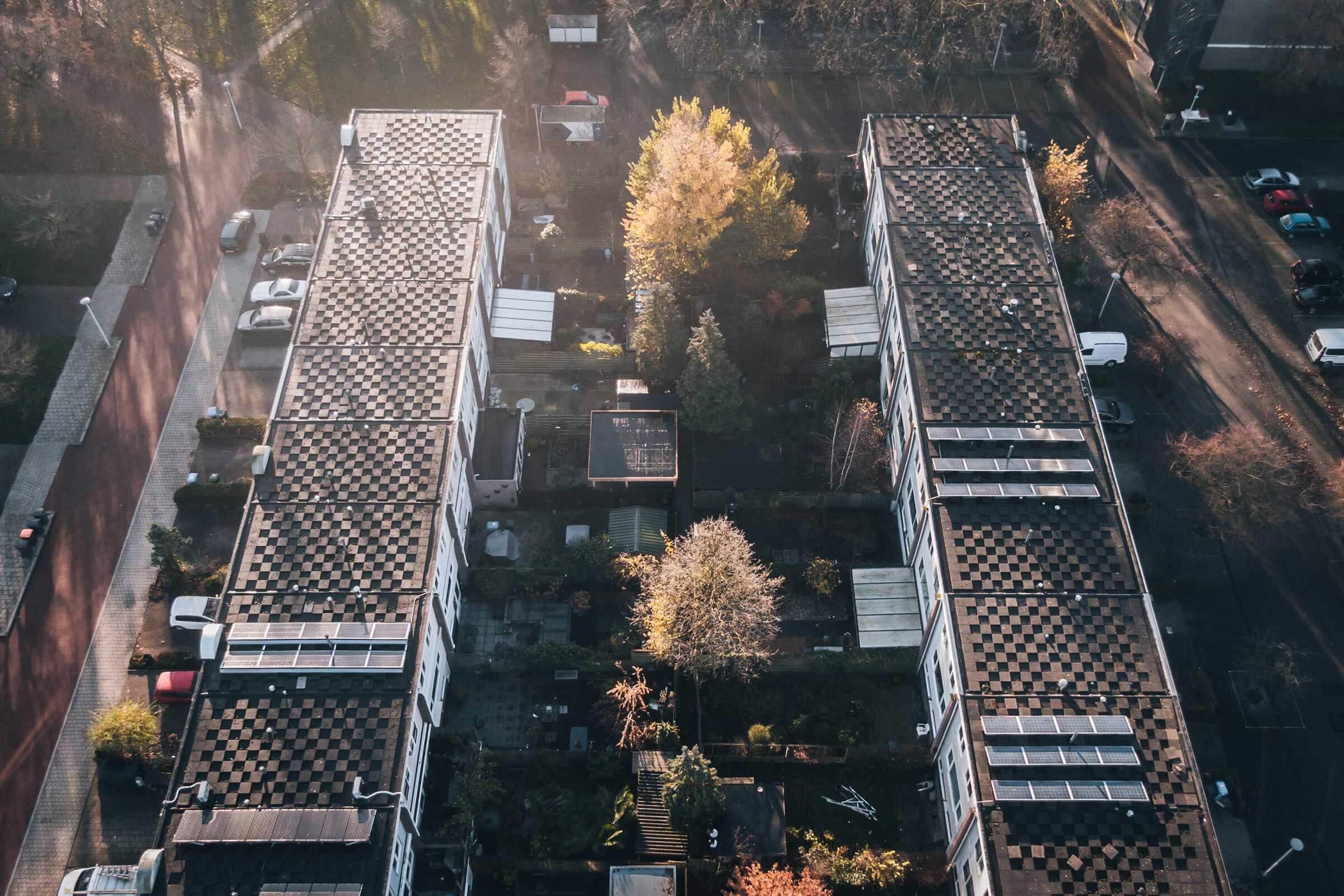 Complex 118 SWZ Zwolle_Serco dakspecialisten
